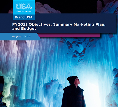 FY21 Objectives, Summary Marketing Plan, and Budget