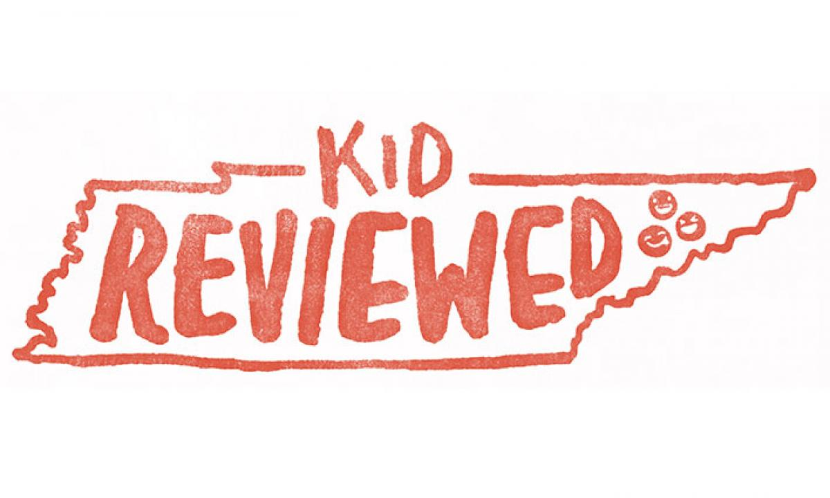 Kid Reviewed logo