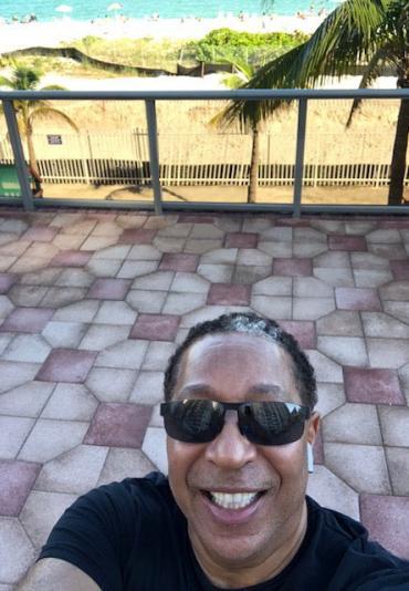 Donald Richardson in Miami, Florida