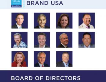 Brand USA Board of Directors list