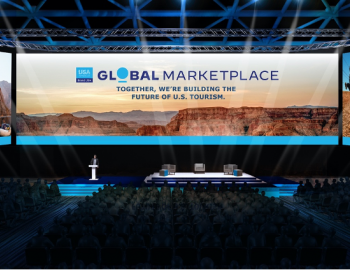 Brand USA Global Marketplace Main Stage