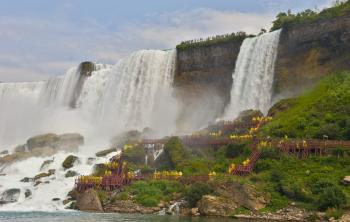Niagara Falls in Buffalo, New York