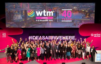 WTM team group picture