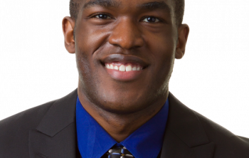 James Namude headshot
