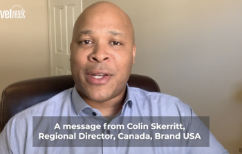 A message from Colin Skerrit